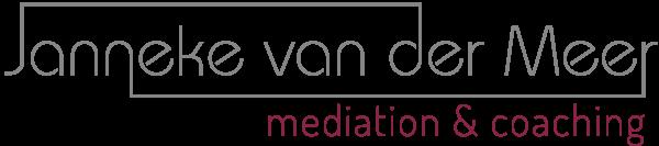 Janneke van der Meer - Mediation & coaching